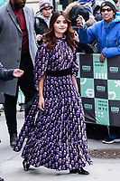 NEW YORK, NY - JANUARY 9: Jenna Coleman  at BUILD SERIES on January 9, 2019 in New York City. <br /> CAP/MPI99<br /> &copy;MPI99/Capital Pictures