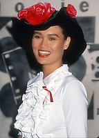 Tia Carrere, 1993, Photo By Michael Ferguson/PHOTOlink