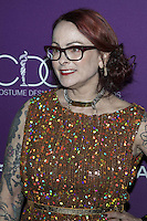 www.acepixs.com<br /> <br /> February 21 2017, LA<br /> <br /> Costume designer Julie Vogel arriving at the 19th CDGA (Costume Designers Guild Awards) at The Beverly Hilton Hotel on February 21, 2017 in Beverly Hills, California. <br /> <br /> By Line: Famous/ACE Pictures<br /> <br /> <br /> ACE Pictures Inc<br /> Tel: 6467670430<br /> Email: info@acepixs.com<br /> www.acepixs.com