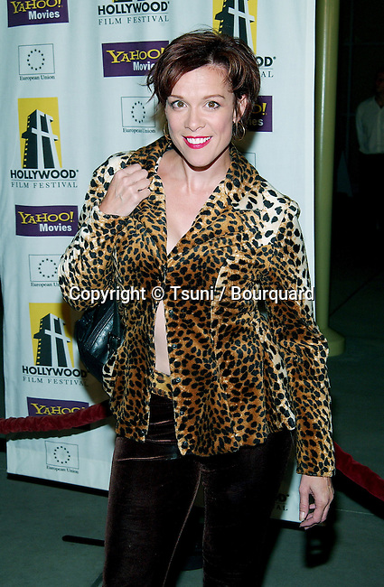 Chase Masterson arriving at the Hollywood Film Festival's Opening Night: The Ring premiere at the ArcLight Theatre in Los Angeles. October 2, 2002.          -            MastersonChase58.jpg
