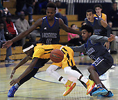 Walled Lake Western at Walled Lake Central, Boys Varsity Basketball, 1/16/16