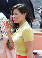 America Ferrera arrives at the Palais des Festivals - 67th Annual Cannes Film Festival - France