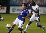 Con gol de Humberto Osorio Botello, Millonarios venció por 1-0 a La Equidad en Techo y ganó su primer partido en el Apertura