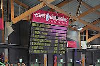 SCHAATSEN: HAMAR: Vikingskipet, 12-01-2014, Essent ISU European Championship Allround, Result 5000m Ladies, ©foto Martin de Jong