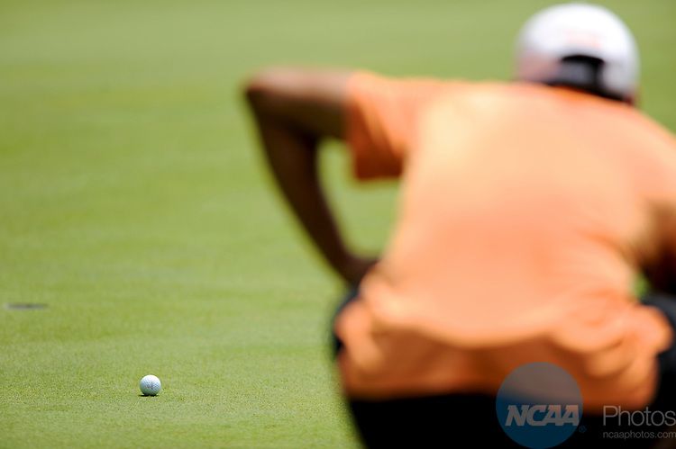 6 JUN 2010: Players compete during the 2010 NCAA Men's Division I Golf Championship at The Honors Course in Chattanooga, TN. Augusta State University defeated Oklahoma State University in match play to win the national title. ©Brett Wilhelm/NCAA Photos
