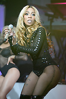 FORT LAUDERDALE FL - AUGUST 02: K. Michelle performs at Revolution on August 2, 2016 in Fort Lauderdale, Florida. Credit: mpi04/MediaPunch