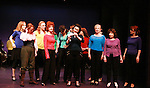 """Good Girls Only perform at """"Union Women at Work: Inspiration In Motion"""" on March 5, 2012 at Theatre at Saint Peter's Church - Home of The York Theatre, New York City, New York which was """"sponsored by Actors' Equity Associations Eastern EEO Committee.  The event was an Equity event in celebration of Womens History Month.  (Photo by Sue Coflin/Max Photos) (Photo by Sue Coflin/Max Photos)"""