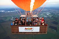 20120608 June 08 Hot Air Balloon Gold Coast