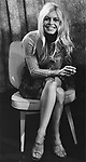 Brigitte Bardot, 1966.