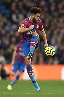 23rd November 2019; Selhurst Park, London, England; English Premier League Football, Crystal Palace versus Liverpool; Andros Townsend of Crystal Palace