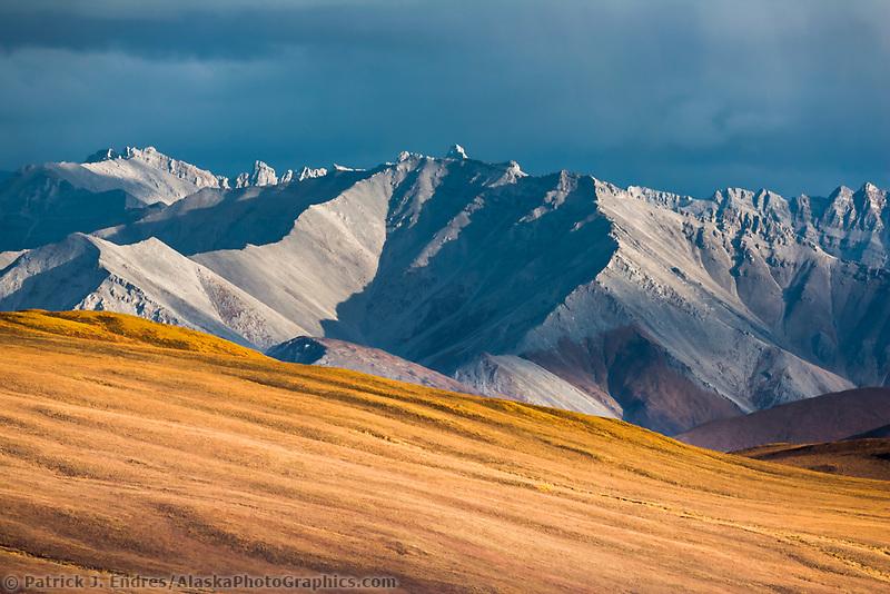 Philip smith mountains of the Brooks Range, Arctic, Alaska.
