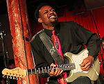 Eric Gales at Sullivan Hall in NYC 5/18/12
