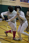 Chapin '11 - Fencing - 1-25-11