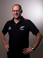 Manager Nick Reid. The 2017 New Zealand Schools rugby union headshots at the Sport and Rugby Institute in Palmerston North, New Zealand on Monday, 25 September 2017. Photo: Dave Lintott / lintottphoto.co.nz