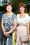 Ann Nash (Castlemahon), Eileen McEnery (Ballygarry) at the Rose of Tralee fashion show at the dome on Sunday night.