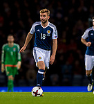 Scotland's James Morrison during the World Cup Qualifying Group F match at Hampden Park Stadium, Glasgow. Picture date 4th September 2017. Picture credit should read: Craig Watson/Sportimage