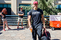 Stanford, CA - September 27, 2019:  Stanford Football travels to Oregon for a game with Oregon State.