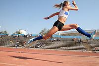Atletismo 2018 Campeonato Nacional Abril