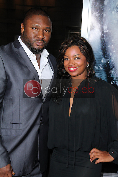 Nonso Anozie, Manouschka Guerrier<br />