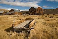 Bodie Historic Ghost Town, near Mono Lake CA, Eastern Sierra