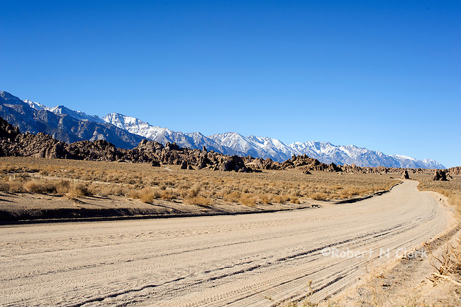 Alabama Hills Movie locations