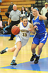 Girls Hoops: Scotch Plains at Cranford