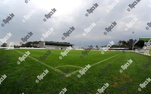 2011-08-04 / Voetbal / Nieuw stadion Dessel Sport..Foto: mpics