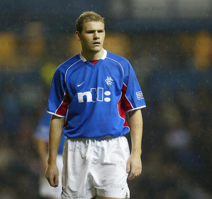 Bob Malcolm, Rangers