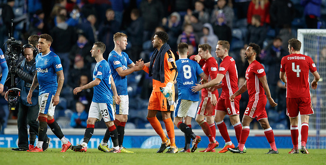 Ross McCrorie and Wes Foderingham
