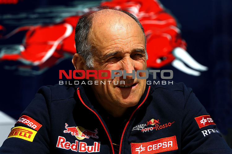 Franz Tost (AUT), Scuderia Toro Rosso, Team Principal<br /> for the complete Middle East, Austria &amp; Germany Media usage only!<br />  Foto &copy; nph / Mathis