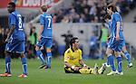 Fussball Bundesliga 2010/2011: 1899 Hoffenheim - Borussia Dortmund