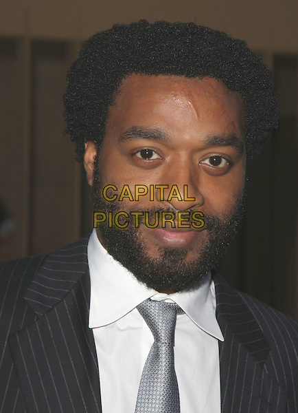 "CHIWETEL EJIOFOR.""Redbelt"" Los Angeles Premiere held at the Egyptian Theatre, Hollywood, California, USA..April 7th, 2008.headshot portrait beard facial hair .CAP/ADM/CH.©Charles Harris/AdMedia/Capital Pictures"