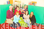 The autism unit in Killahan national school Abbeydorney received ?3,000 this week which will go towards is going towards purchasing new equipment. Pictured were: Gerry Doyle (Principal), Connie and Paddy Kennedy, Veronica Kirby, Sharon Harnett and Maura O'Sullivan.