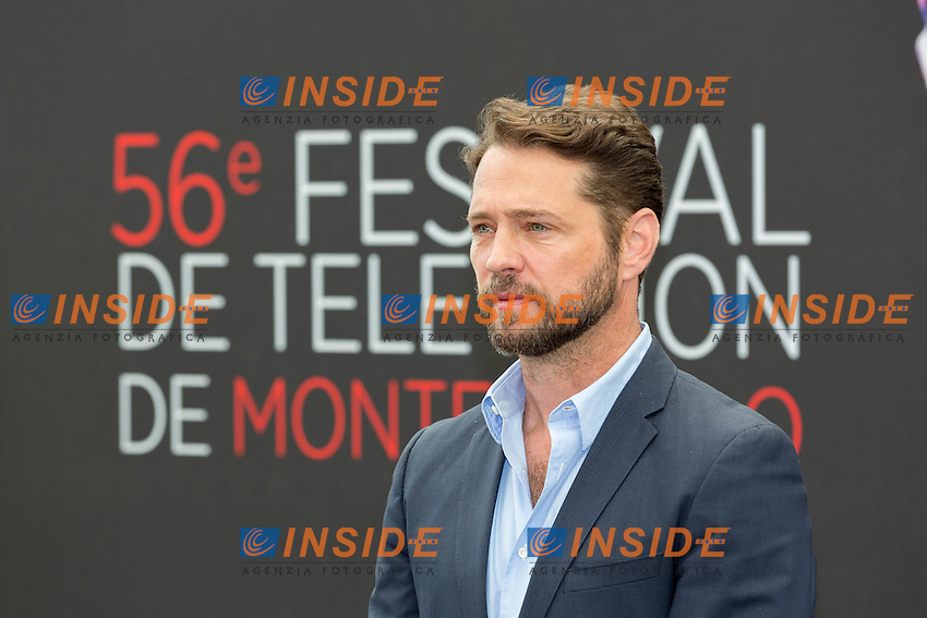 Jason PRIESTLEY, Private Eyes <br /> Monaco Montecarlo 14-06-2016 <br /> 56th Monaco TV Festival - Photocall Opening Ceremony <br /> Foto Nicolas Gavet Panoramic / Insidefoto