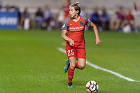 Bridgeview, IL - Saturday August 12, 2017: Meghan Klingenberg during a regular season National Women's Soccer League (NWSL) match between the Chicago Red Stars and the Portland Thorns FC at Toyota Park. Portland won 3-2.