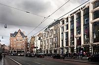 Nederland - Amsterdam - december 2017. Hudson's Bay warenhuis aan het Rokin. Foto Berlinda van Dam / Hollandse Hoogte