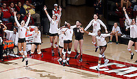 Stanford Volleyball W vs California, November 25, 2016