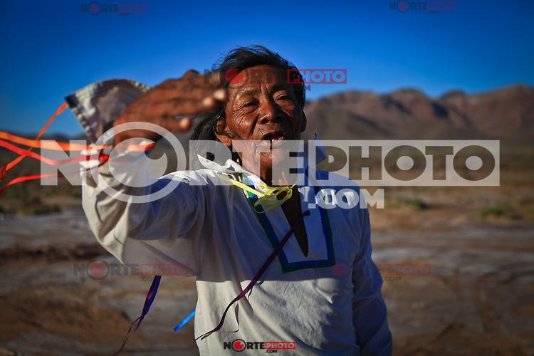 Francisco ¨Chapo Barnett, chaman de la etnia Seri es un personaje mitologico en la Nacion Comcaac tambien conocida como Punta Chueca en el desierto de Sonora Mexico.