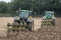 Ploughing Wheat stubble <br /> Picture Tim Scrivener 07850 303986<br /> &hellip;.covering agriculture in the UK&hellip;.