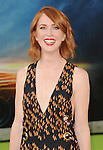 Jessie Henderson arriving at the Los Angeles premiere of Ghostbusters held at the TCL Chinese Theatre on July 9, 2016.