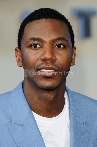 LONDON, ENGLAND - JUNE 18: Jerrod Carmichael attending 'Transformers: The Last Knight' - Global Premiere at Cineworld, Leicester Square on June 18, 2017 in London, England.<br /> CAP/MAR<br /> &copy;MAR/Capital Pictures /MediaPunch ***NORTH AND SOUTH AMERICAS ONLY***