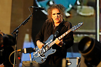 LONDON, ENGLAND - JULY 7: Robert Smith of 'The Cure' performing at British Summer Time, Hyde Park on July 7, 2018 in London, England.<br /> CAP/MAR<br /> &copy;MAR/Capital Pictures
