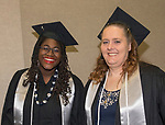 A photograph taken during the University of Nevada, Reno morning Winter Commencement Ceremony at Lawlor Events Center in Reno, Saturday, Dec. 9, 2017.