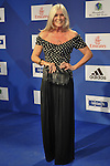 29.09.2012,  O2 World, Hamburg, GER, 1. FBL, Hamburger SV (GER) Geburtstagsgala, im Bild Elvira Netzer auf dem roten Teppich// during match at O2 World 2012/09/29,Hamburg<br /> Foto © nph / Witke *** Local Caption ***