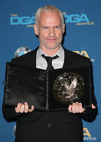 03 February 2018 - Beverly Hills, California - Martin McDonagh. 70th Annual Directors Guild Of America Awards held at the Beverly Hilton. <br /> CAP/ADM<br /> &copy;ADM/Capital Pictures