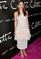 LOS ANGELES, CA. September 14, 2018: Keira Knightley at the premiere for &quot;Colette&quot; at The Academy's Samuel Goldwyn Theatre.<br /> Picture: Paul Smith/Featureflash