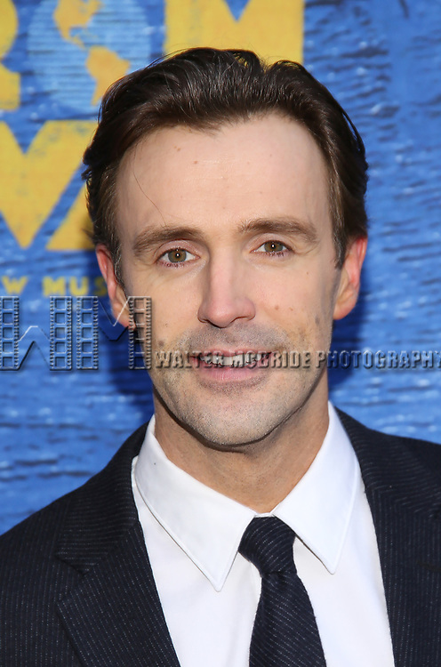 Michael Xavier attends the Broadway Opening Night performance for 'Come From Away' at the Gerald Schoenfeld Theatre on March 12, 2017 in New York City.