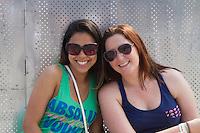 SÃO PAULO, SP - 07.12.2013 - SUMMER BREAK FESTIVAL 2013 - BANDA SOJA - A Banda Soja durante sua apresentação no Summer Break Festival 2013, que ocorre no  Campo de Marte, região norte neste sabado (07). (Foto: Marcelo Brammer/Brazil Photo Press)