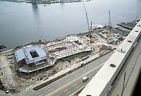 1982 August 16..Redevelopment.Downtown South (R-9)..WATERSIDE.CONSTRUCTION PROGRESS...NEG#.NRHA#..