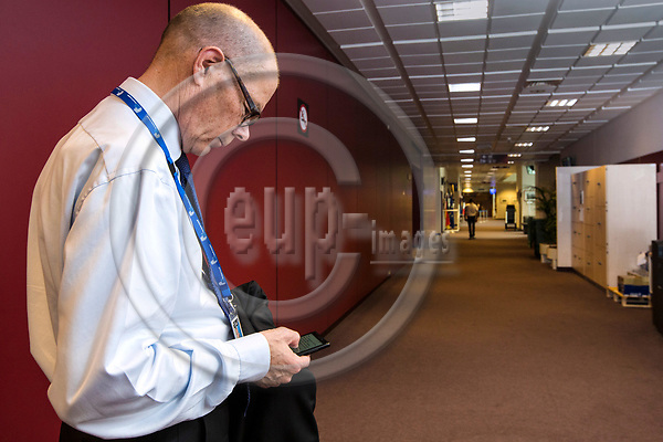 BRUSSELS - BELGIUM - 22 June 2017 -- Kare Halonen, State Secretary for EU affairs the Prime Minister's Office Head of EU Affairs Department. In the corridors of the EU Council.  -- PHOTO: Juha ROININEN / EUP-IMAGES